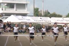 7.100m走(男子)2019年度 三島南中学校体育祭