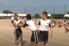 8.#輸送なう。(3年男女)2019年度 三島南中学校体育祭