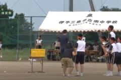 9.キバ男☆(キバダン)(1年男子)2019年度 三島南中学校体育祭