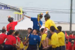 5.騎馬戦(3年男子)2019年度 土居高校運動会