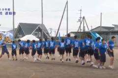 6.みんなでジャンプ(男女選抜)2019年度 土居高校運動会