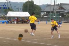 15.ジャストミート(2年男子)2019年度 土居高校運動会