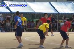 5.スウェーデンリレー(各団男女選抜)2019年度 川之江高校体育祭