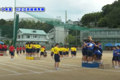 23.全員ステージ(2年女子)2019年度 川之江高校体育祭
