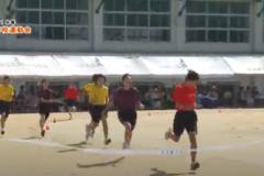 1.96m走(1年女子)2019年度 三島高校秋季大運動会