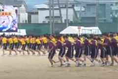 15.ドラゴンリレー(1年女子)2019年度 三島高校秋季大運動会