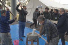 大王製紙グループ 第9回餅つき大会・第29回社内文化展・川之江工場見学