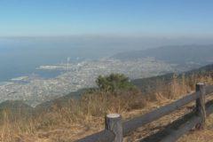 街かど百景:翠波高原 西峰からの眺め