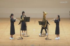 第43回全日本アンサンブルコンテスト愛媛県大会東予東地区予選 中学校の部