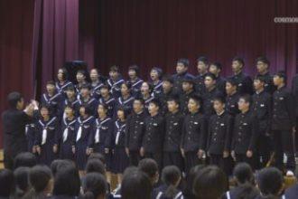 三島東中学校 文化祭