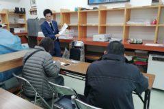 今回は愛媛新聞エリアサービス伊予土居で開催しました!!