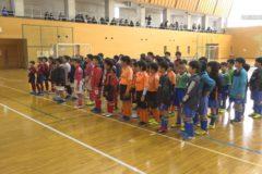 第9回三協ハウジング杯 親子ミニサッカー大会