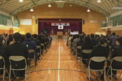 2019年度 市内中学校で卒業証書授与式