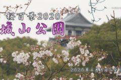 桜百景2020 城山公園
