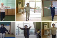 おうちでしこちゅ~体操 vol.8
