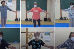 おうちでしこちゅ~体操 vol.9