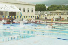 四国中央市中学校総合体育大会 水泳競技の部