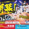 野球シーズン到来!!