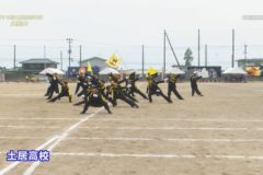 土居高校運動会 川之江高校体育祭