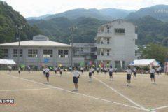 市内小学校で運動会