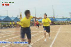 7.学年別リレー(各団学年男女選抜) 2020年度川之江高等学校体育祭