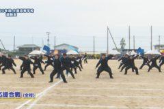 12.応援合戦(全校) 2020年度土居高等学校運動会