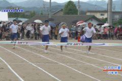2.120m走 2020年度三島東中学校体育祭