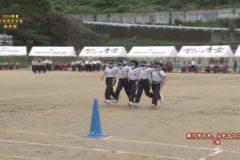 5.繋げタスキ、心を一つに!(1女) 2020年度三島西中学校体育祭