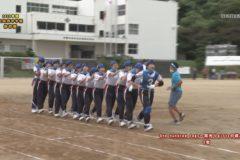 9.One  hundred  legs  ~黒光りgirlsの戦2020~(3女) 2020年度三島西中学校体育祭