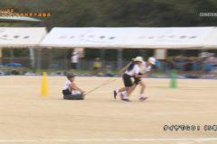 4.タイヤでGO!(5年) 2020年度川之江小学校秋季大運動会