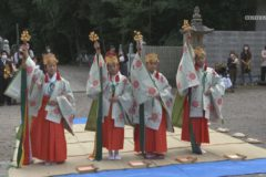 令和2年 三皇神社秋季例大祭