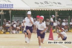 2.ラン・ラン・ラン(5年生) 2020年度中之庄小学校秋季大運動会