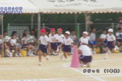 4.かけっこ(1年生) 2020年度中之庄小学校秋季大運動会