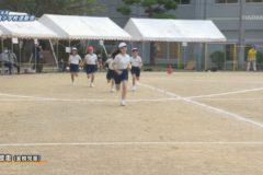 2.徒競走(全校児童) 2020年度川滝小学校運動会