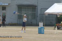 3.ちびっこわんぱく缶ボーイ(全校児童) 2020年度川滝小学校運動会