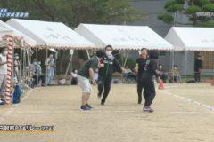 8.紅白対抗PTAリレー(PTA) 2020年度川滝小学校運動会