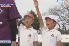 1.開会式・ラジオ体操 2020年度関川小学校秋季大運動会