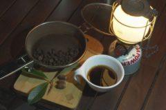 どんぐりコーヒーを作ろう!