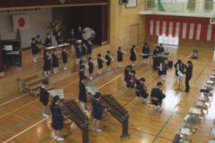 川滝小学校開校30周年記念事業
