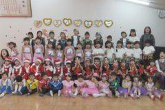 2020土居東幼稚園ダンスパーティ