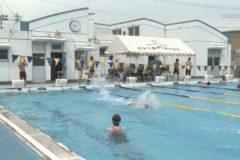 2021年度中学校総合体育大会 水泳競技の部