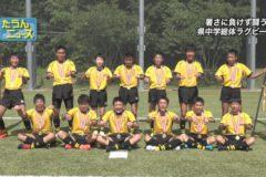 第73回愛媛県中学校総合体育大会 ラグビーフットボール