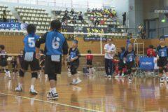 令和3年度 四国中央市スポーツ少年団春季バレーボール大会