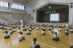 三島小学校 なかま集会