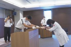 HITO病院 愛媛県救急医療功労者知事表彰