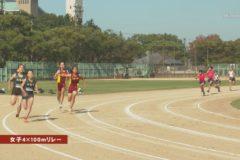 四国中央市中学校新人体育大会 陸上競技