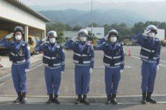 NEXCO西日本 落下物防止啓発
