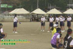3.#とりまジャンプしとこ(2年女子) 2021年度土居中学校体育祭